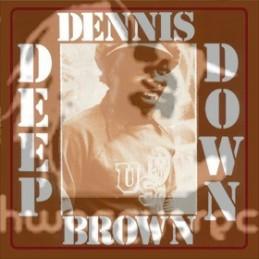 Observer-LP-Deep Down / Dennis Brown