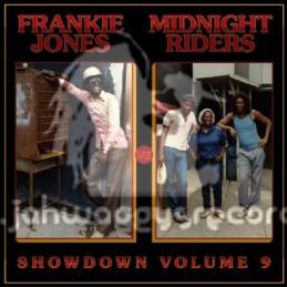 Tasha-Lp-Showdown Volume 9 - Frankie Jones - Midnight Raiders