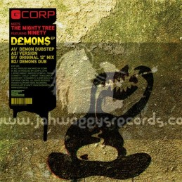 "Elephant House Recordings-12""-Demons / G Corp Meets The Mighty Tree Feat. Ninety"