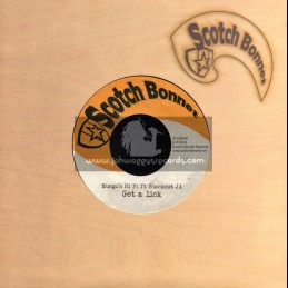 "Scotch Bonnet-7""-Get A Lick / Blackout JA"