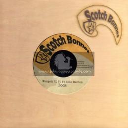 """Scotch Bonnet-7""""-Boom / Solo Banton"""