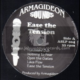 Armagideon Sounds-Lp-Ease The Tension / Armagideon Sounds