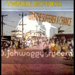 Twinkle Brothers-Lp-Give The Sufferer A Chance / Twinkle Brothers