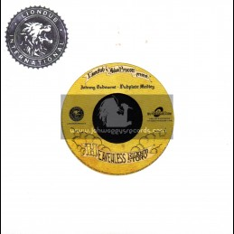 "Liondub International-7""-Dubplate Melody / Johnny Osbourne - Heavenless Riddim Story"