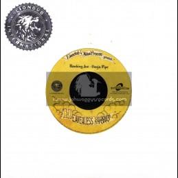 "Liondub International-7""-Ganja Pipe / Ranking Joe + No Bad Vibes / Jahdan Blakkamoore - Heavenless Riddim Story"