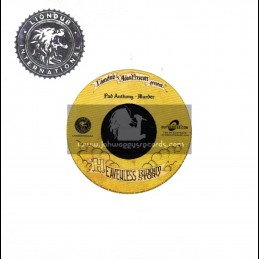 "Liondub International-7""-Murder / Pad Anthony + Man A Rebel / Metric Man - Heavenless Riddim Story"