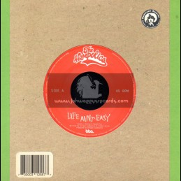 "The Hempolics-7""-Life Aint Easy / Nubiya & Dandelion"