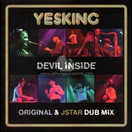 "Yesking Records-7""-Devil Inside / Original & Jstar Dub Mix"