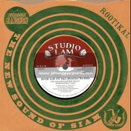 "Studio Lam-7""-Roob Lor Pu Tai / The Paradise Bankok Molam International Band"