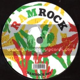 "Ramrock-7""-Return Of The Gentleman / Jamrock Allstars Feat. Oxman"