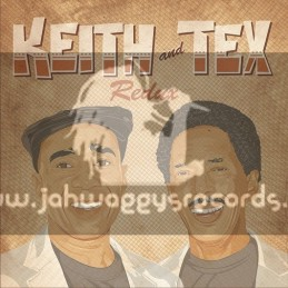 Soulbeats Records-LP-Redux / Keith And Tex
