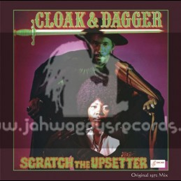 Orchid-LP-Cloak And Dagger / Scratch The Upsetter