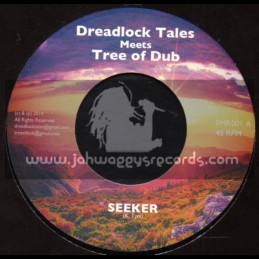 "Dreadlock Tales Meets Tree Of Dub-7""-Seeker / Dreadlock Tales Meets Tree Of Dub"