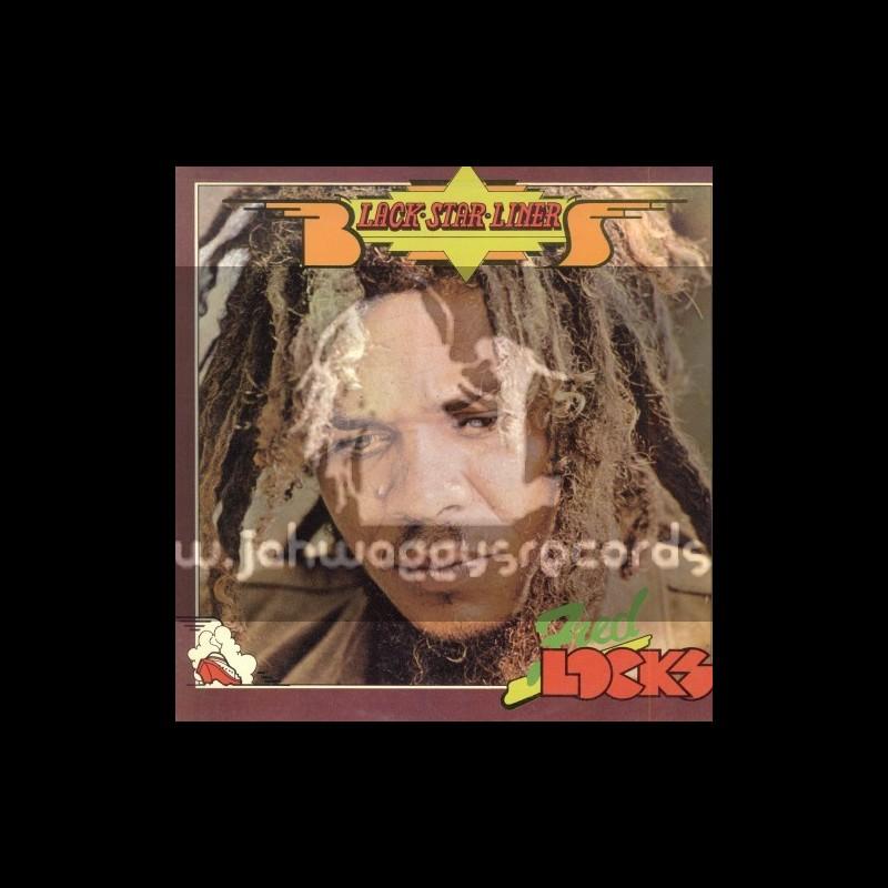 VP Records-Lp-Black Starliner / Fred Locks