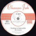 "Chanan-Jah-10""-Nothing Is Impossible + Detour / The Inturns"