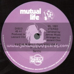 "Mutual Life-7""-Father Will Cut You Off / Freddie McKay"