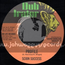 "Dub Irator-7""-Profile / Scion Success"