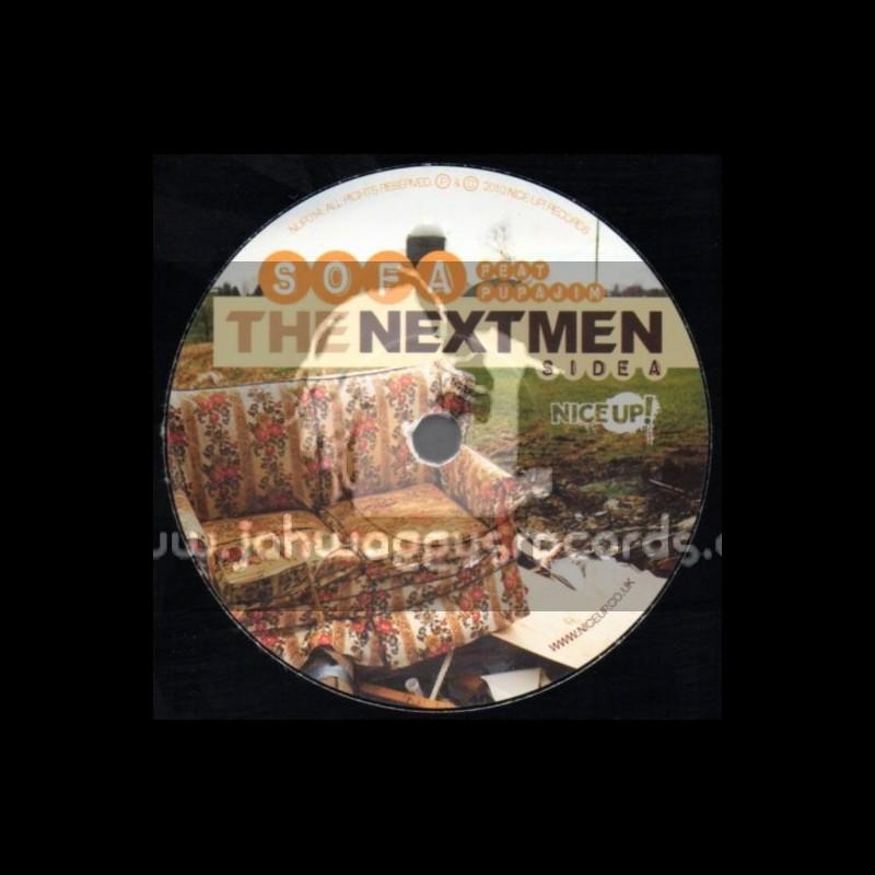 """Nice Up-7""""-Sofa Feat. PupaJim / The Nextmen"""