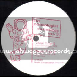 """Under The Influence Records-12""""-This Trip / The Cosmologist Vol. 3"""