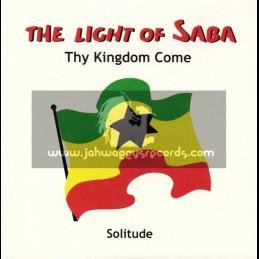 "Kingston Connexion-7""-Thy Kingdom Come + Solitude / The Light Of Saba"