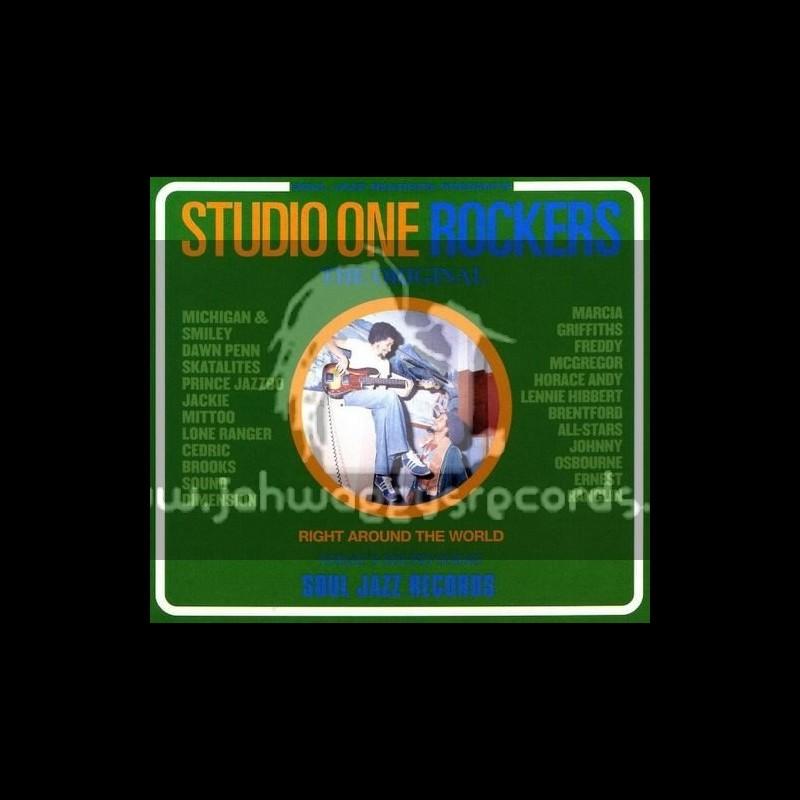Soul Jazz Records-Double Lp-Studio One Rockers - The Original