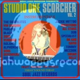 Soul Jazz Records-Double Lp-Studio One Scorcher - The Original