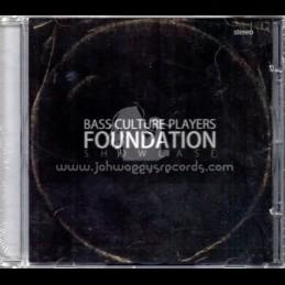 Irieonair Music / Lafamille Music-CD-Bass Culture Players - Foundation Showcase