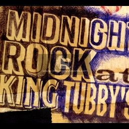 Roots Records-Lp-Midnight Rock At King Tubbys