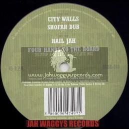 "SUFFERAH S CHOICE RECORDINGS-12""-CITY WALLS + HAIL JAH FEAT RAS ADDIS / DUBKASM"