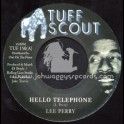 "Tuff Scout-7""-Hello Telephone / Lee Perry"