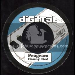 "Digi-Tal-7""-Program / Danny Red"