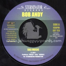 "X Terminator-7""-Ska Music / Bob Music"