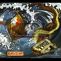 Scotch Bonnet-CD-Serious Time - Mungos Hi Fi - Various Artist