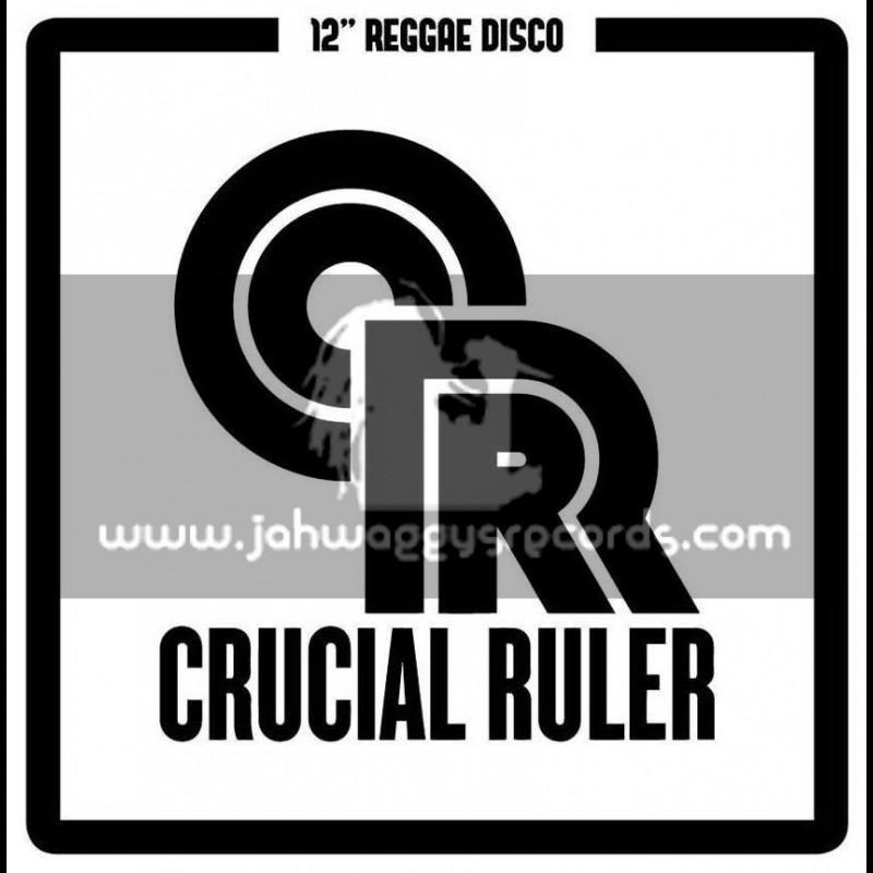 "Crucial Ruler-12""-The Day Will Come + Same Old Faces / Ruben Da Silva + Judge Dem + Babylon Dominate / Yeyo Perez"