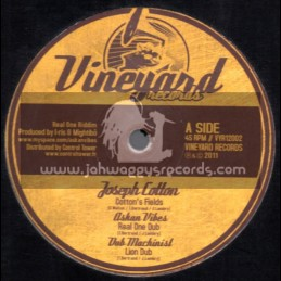 "Vineyard Records-12""-Feat. Joseph Cotton And Roberto Sanchez"