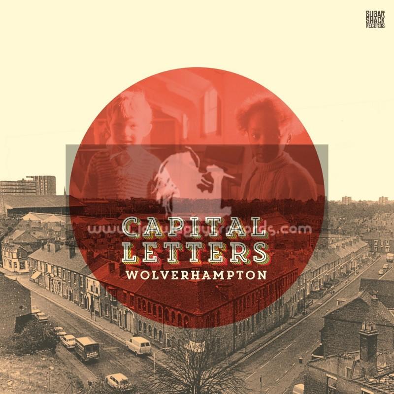Sugar Shack Records-LP-Wolverhampton / Capital Letters