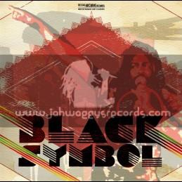 Reggae Archive Records-Double Gatefold LP-Black Symbol