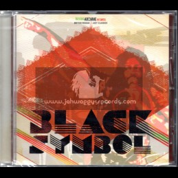 Reggae Archive Records-CD-Black Symbol