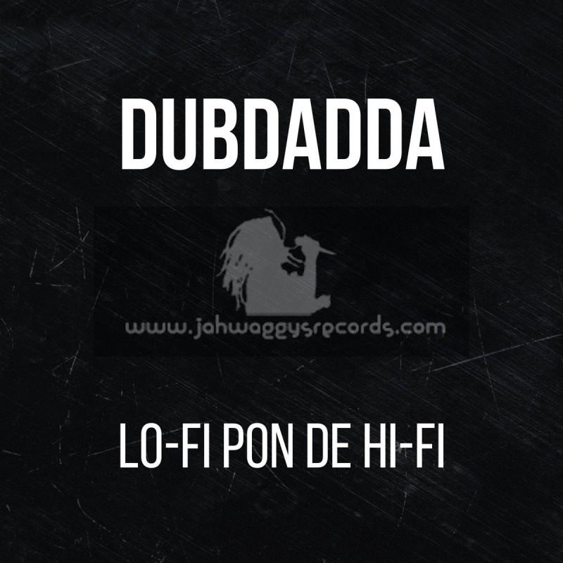 Moonshine Recordings-LP-Lo Fi Pon De Hi Fi / Dubdada