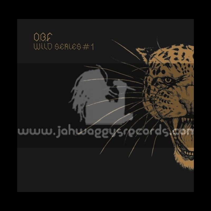 "O.B.F Records-Wild Series 1-12""-Dub Controler / Charlie P + Poorman Life / Mr Williams"