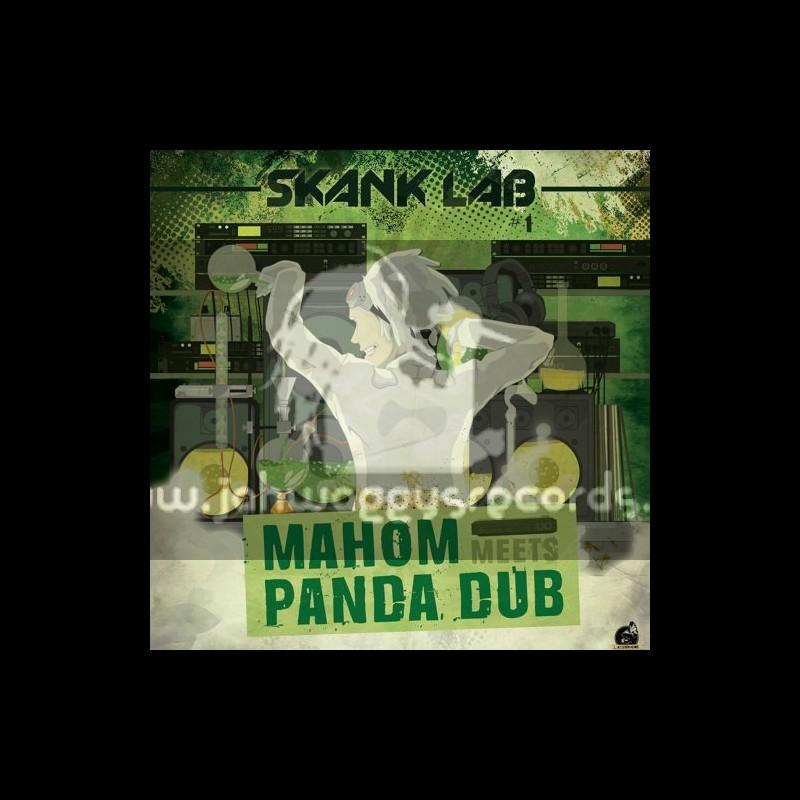 """Skank Lab-12""""-Mahom Dub Meets Panda Dub -  1"""