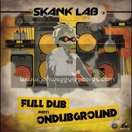"Skank Lab-12""-Full Dub Meets Ondubground -  2"