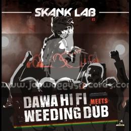 """Skank Lab-12""""-Dawa Hi Fi Meets Weeding Dub - 3"""