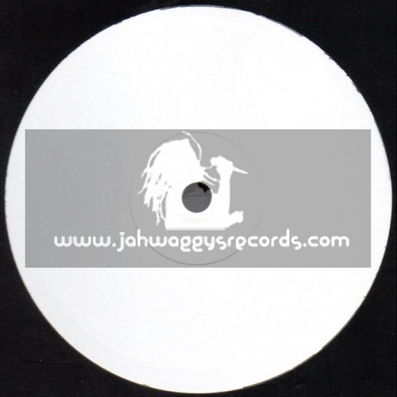 """Intergalaktik Records-10""""-Test Press-Smoke House / Stikki Tantafari"""