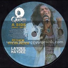 """Quelinda Muzik-7""""-Requiem Ocean Indien / Laydee Haydee"""