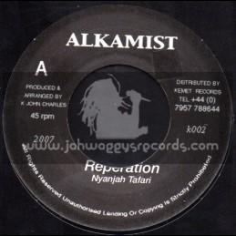 "Alkamist-7""-Reperation / Nyan Tafari"