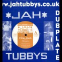 """Jah Tubbys-10""""-China Rock + The Frontier / Vibronics"""