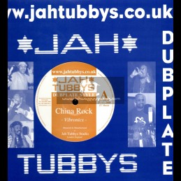 "Jah Tubbys-10""-China Rock + The Frontier / Vibronics"