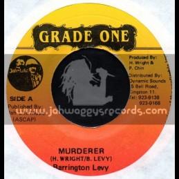 """Grade One-7""""-Murderer / Barrington Levy"""