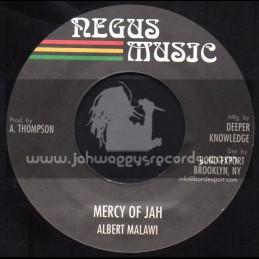 "Negus Music-7""-Mercy Of Jah / Albert Malawi"
